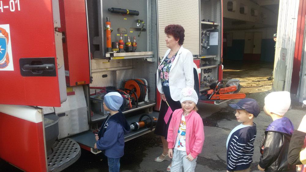 Городские профессии  пожарный professia_fire_1_mini