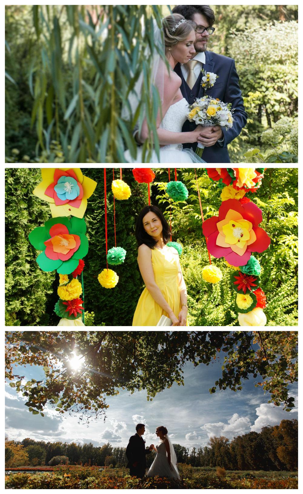 Самые красивые места   для свадебной регистрации    в nbsp Саранске botsad