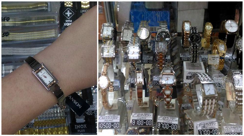 Женская «премиум-витрина» плюс модель Romanson, 8100 рублей