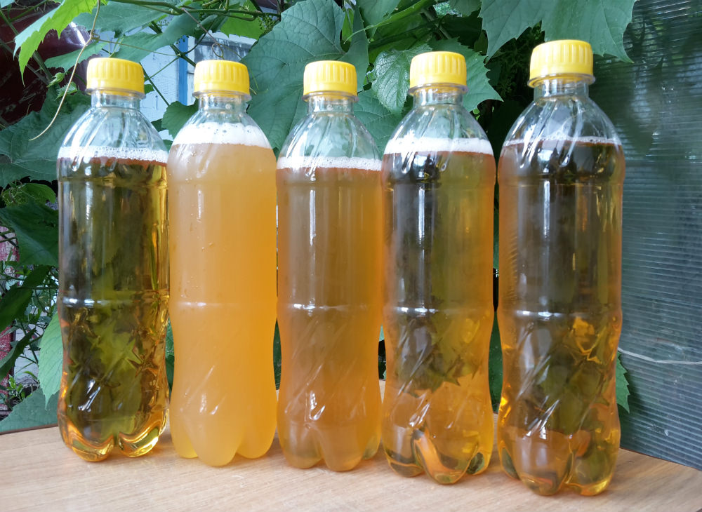 18   рейтинг разливного пива Слева направо: «Жигулевское», «Клостер», «Хмельбург», «Рижское», «Макарий»