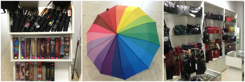 Дождь не пройдет  где и почем купить нормальный зонт rid