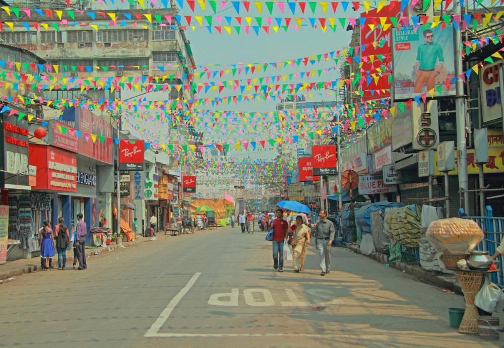 Калькутта, Индия, 2015