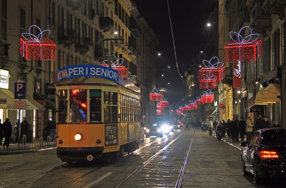 Милан, Италия, 2015