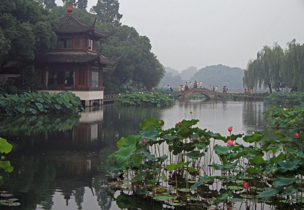Ханчьжоу, Китай, 2016