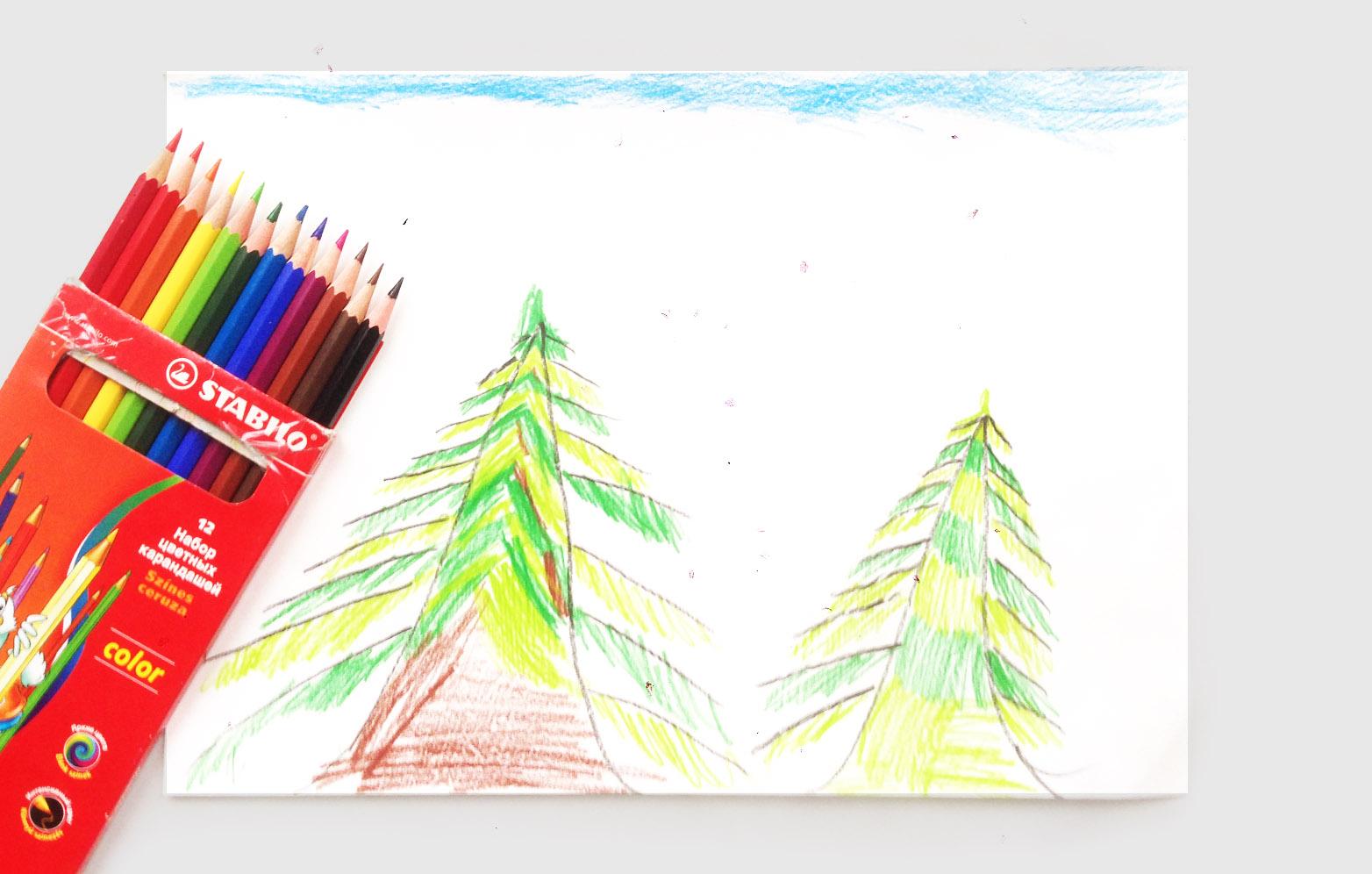 50 nbsp оттенков яркого  ищем   хорошие    цветные карандаши в nbsp Саранске 001