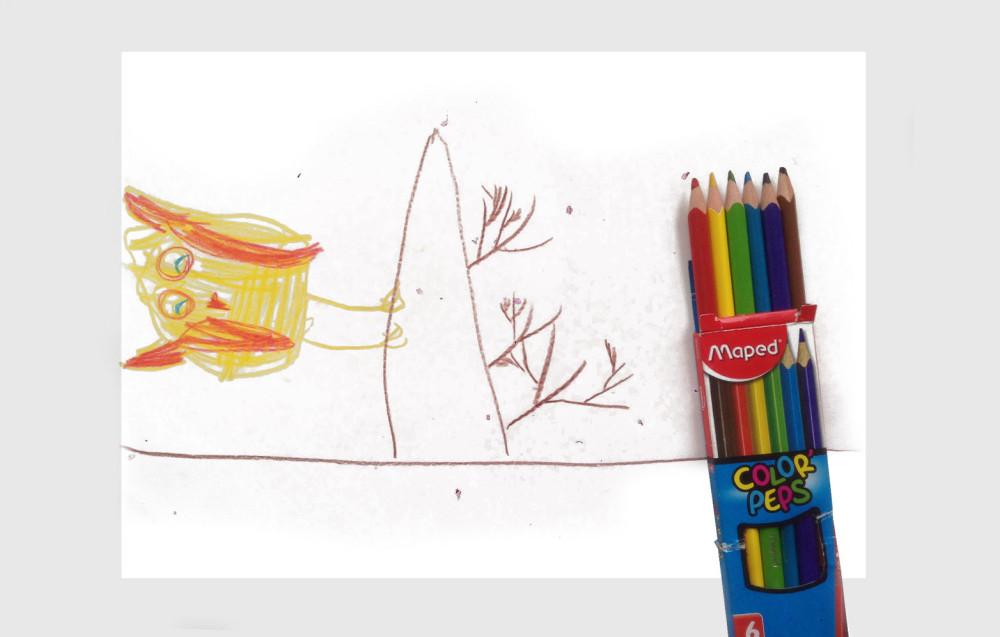 50 nbsp оттенков яркого  ищем   хорошие    цветные карандаши в nbsp Саранске 002