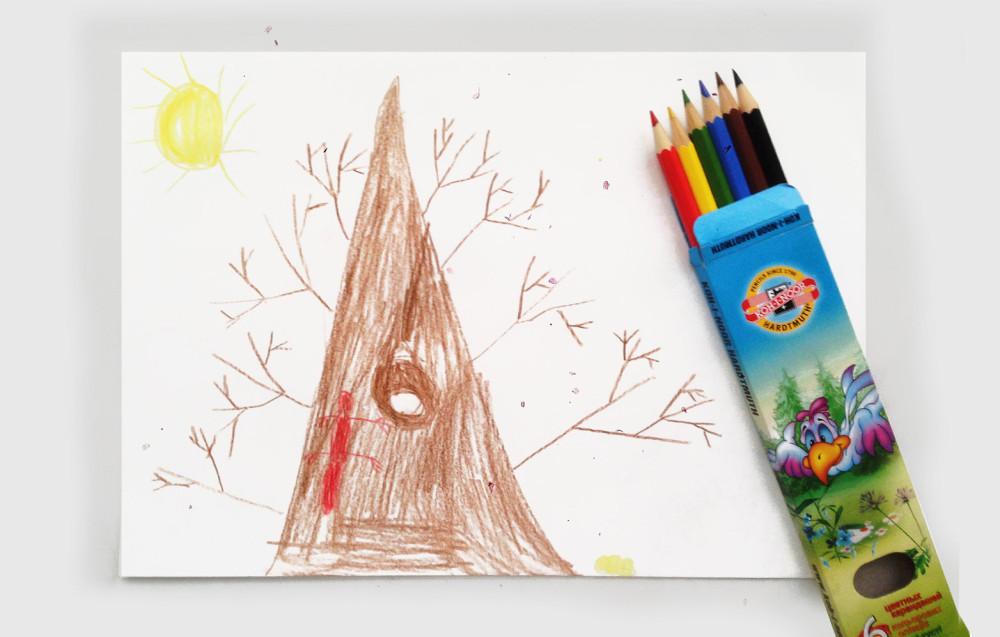 50 nbsp оттенков яркого  ищем   хорошие    цветные карандаши в nbsp Саранске 006