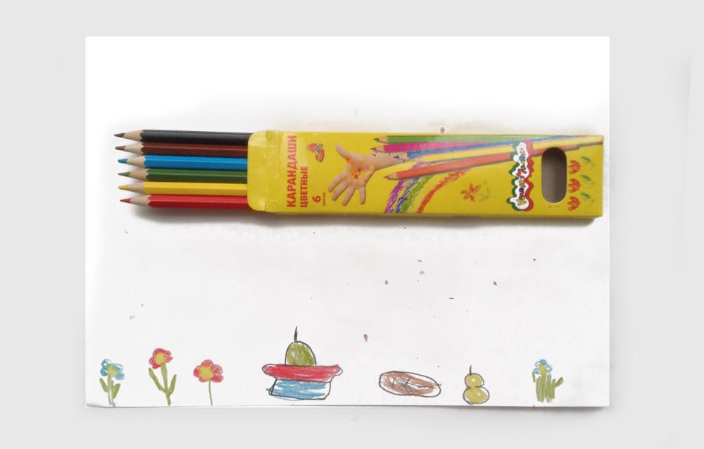 50 nbsp оттенков яркого  ищем   хорошие    цветные карандаши в nbsp Саранске 007