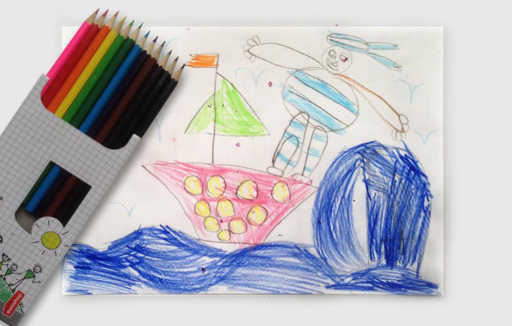 50 nbsp оттенков яркого  ищем   хорошие    цветные карандаши в nbsp Саранске 010