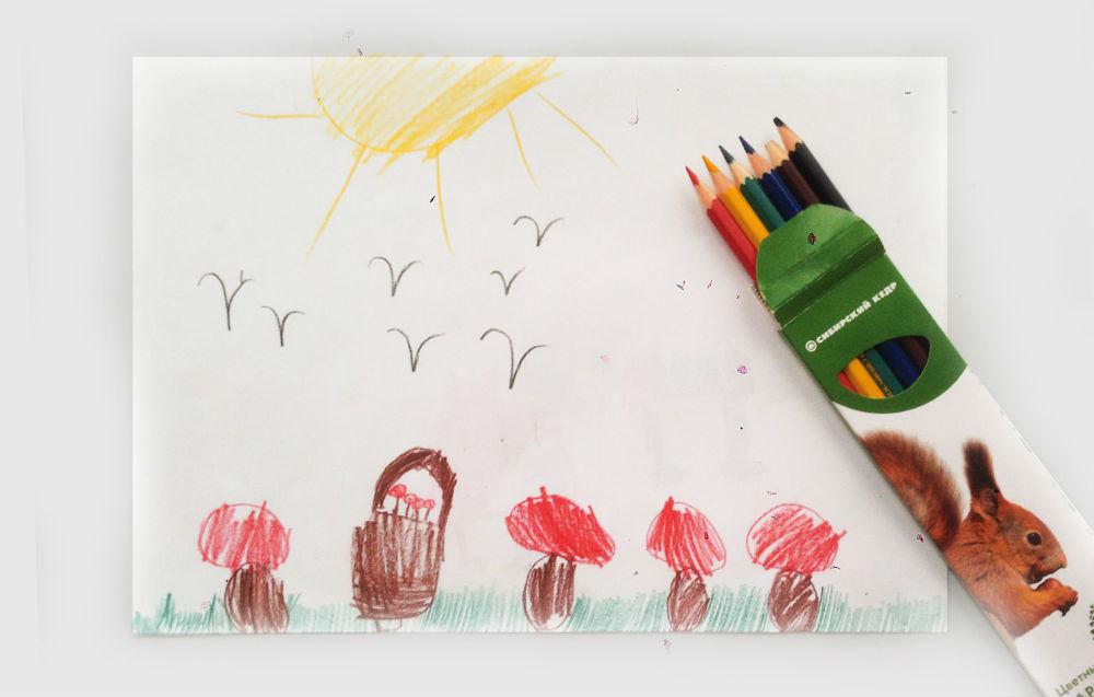 50 nbsp оттенков яркого  ищем   хорошие    цветные карандаши в nbsp Саранске 012