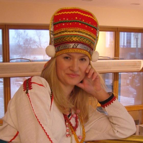 Ольга Богданова,