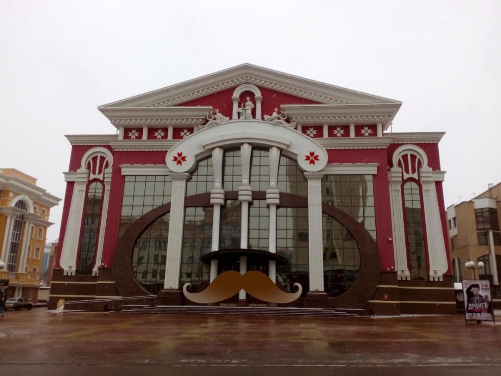 Снесите это немедленно  топ 7   самых некрасивых    зданий Саранска opera