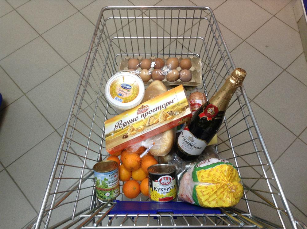 Где закупиться к nbsp 31 nbsp декабря  собираем продуктовую корзину в nbsp супермаркетах botevgrad