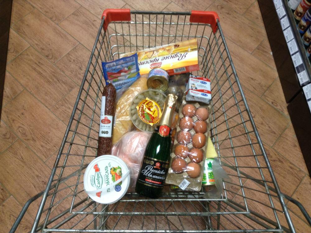 Где закупиться к nbsp 31 nbsp декабря  собираем продуктовую корзину в nbsp супермаркетах everest