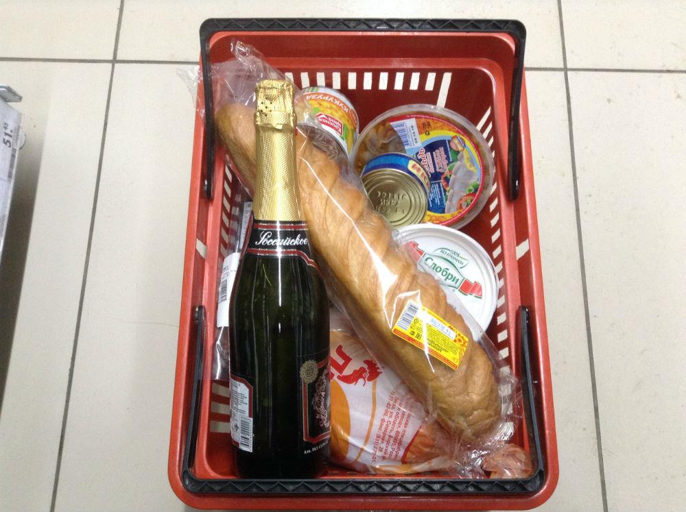 Где закупиться к nbsp 31 nbsp декабря  собираем продуктовую корзину в nbsp супермаркетах five