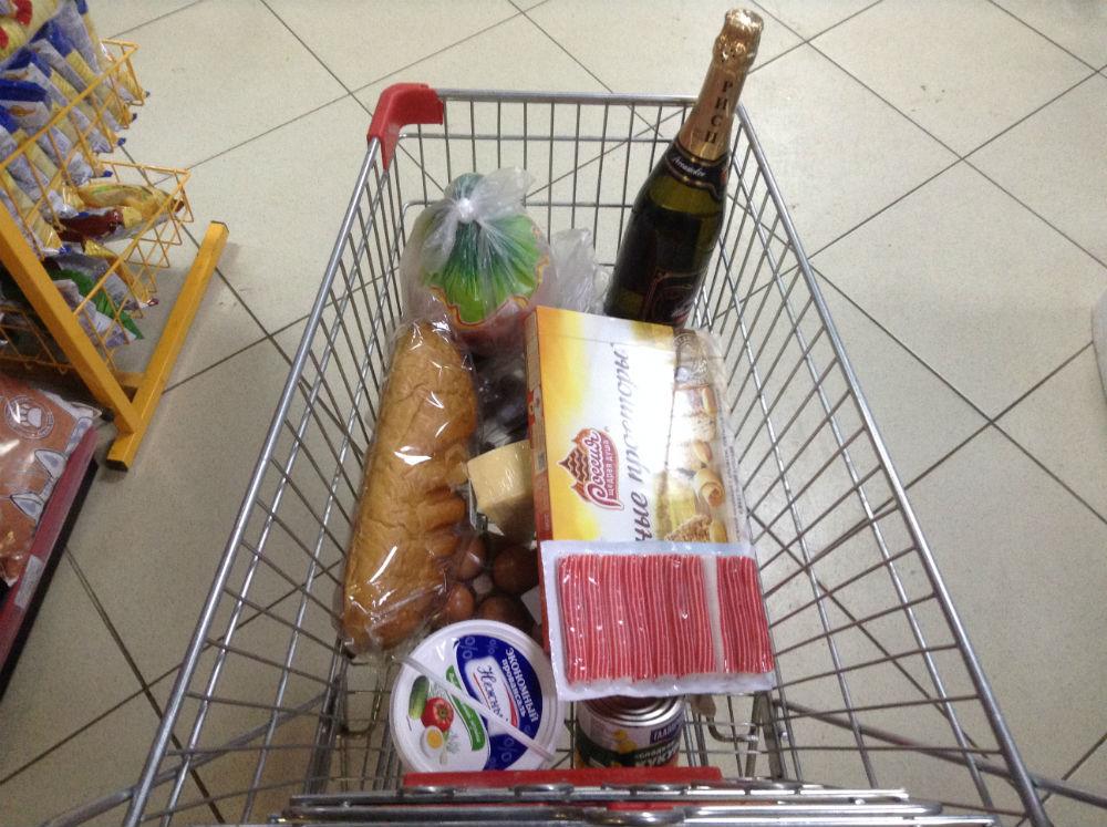 Где закупиться к nbsp 31 nbsp декабря  собираем продуктовую корзину в nbsp супермаркетах karavan