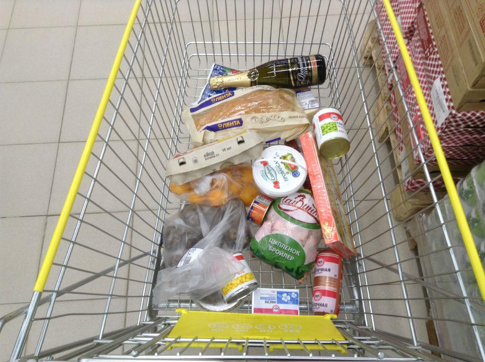 Где закупиться к nbsp 31 nbsp декабря  собираем продуктовую корзину в nbsp супермаркетах lenta