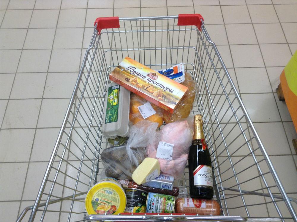 Где закупиться к nbsp 31 nbsp декабря  собираем продуктовую корзину в nbsp супермаркетах magnit