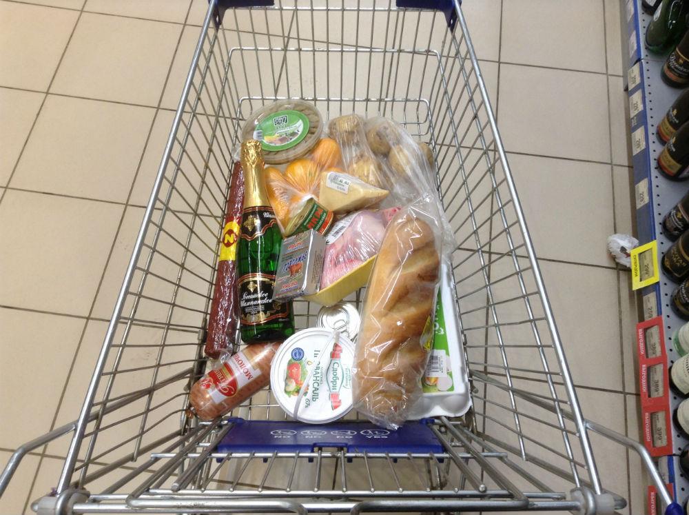 Где закупиться к nbsp 31 nbsp декабря  собираем продуктовую корзину в nbsp супермаркетах perekrestok