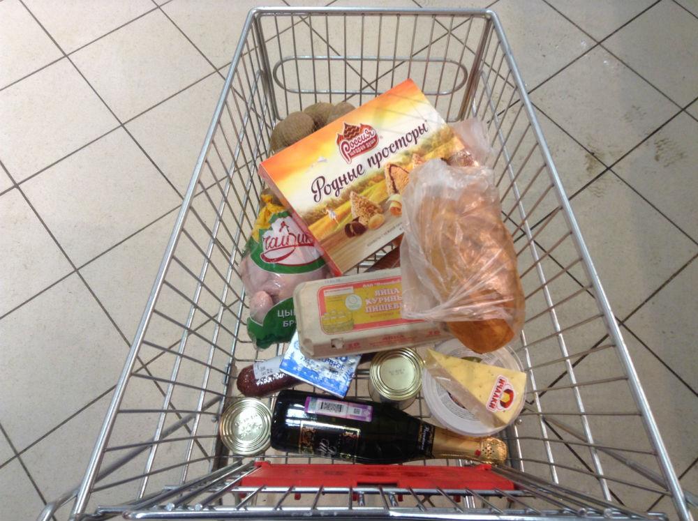 Где закупиться к nbsp 31 nbsp декабря  собираем продуктовую корзину в nbsp супермаркетах spar
