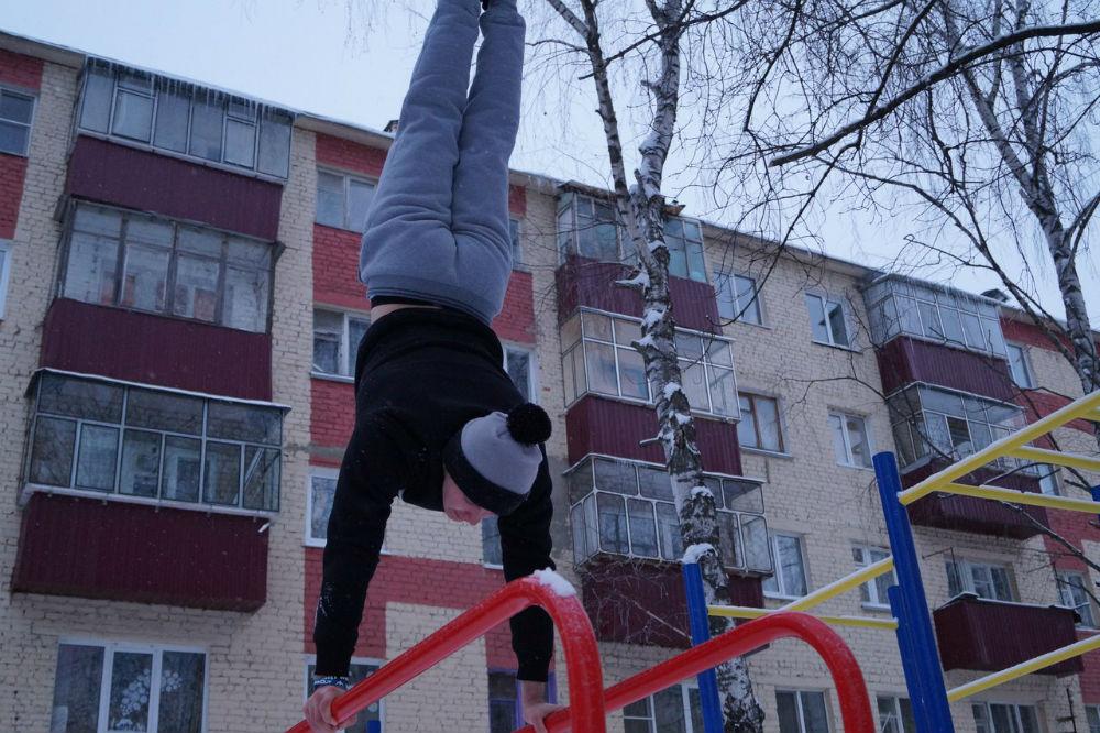 Спортзал без абонемента  воркаут в Саранске ssw2