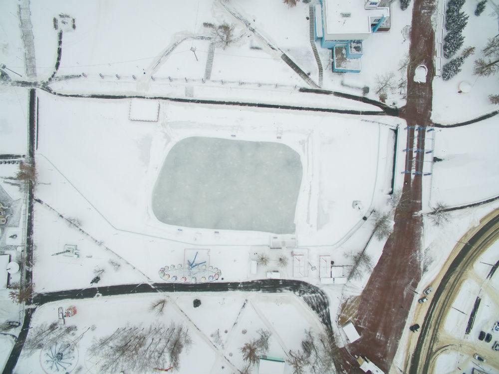 Видно всё  где в Саранске покататься на коньках park