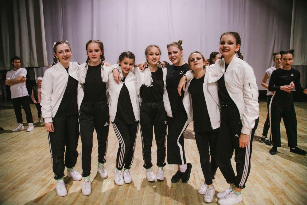Топ 13   b танцевальных студий   b  Саранска DanceStudio