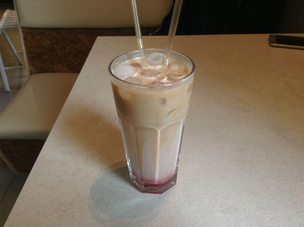 Со nbsp льдом  топ 10   айс кофе    в nbsp Саранске alex