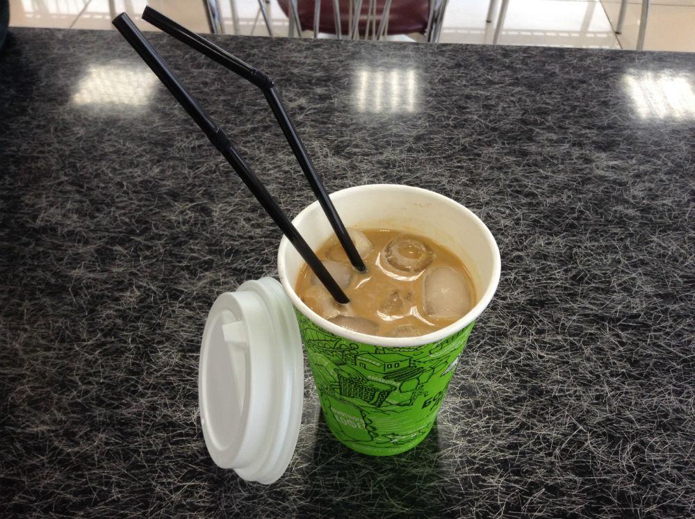 Со nbsp льдом  топ 10   айс кофе    в nbsp Саранске bodr