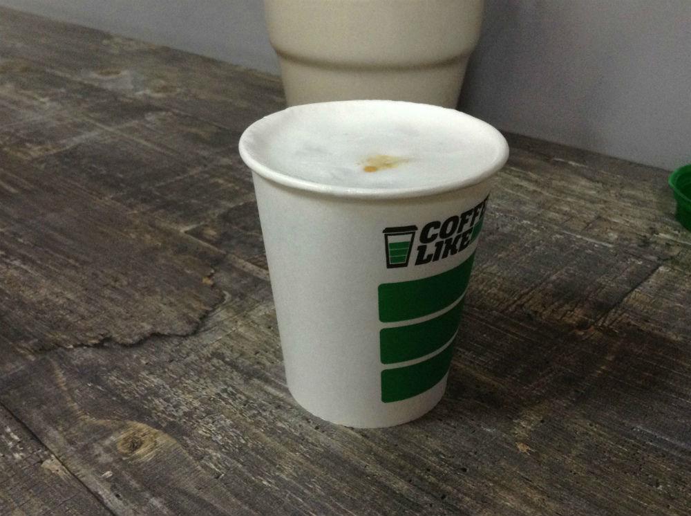 Со nbsp льдом  топ 10   айс кофе    в nbsp Саранске like