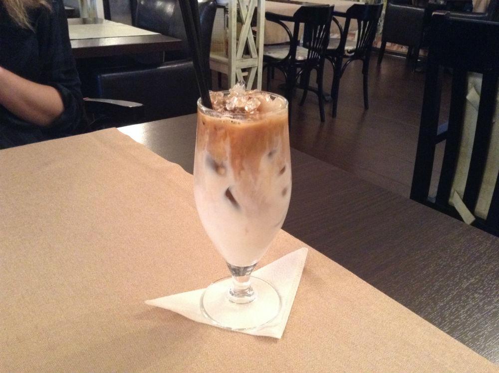 Со nbsp льдом  топ 10   айс кофе    в nbsp Саранске pro