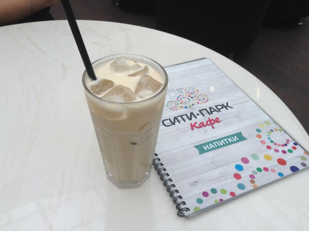 Со nbsp льдом  топ 10   айс кофе    в nbsp Саранске sity