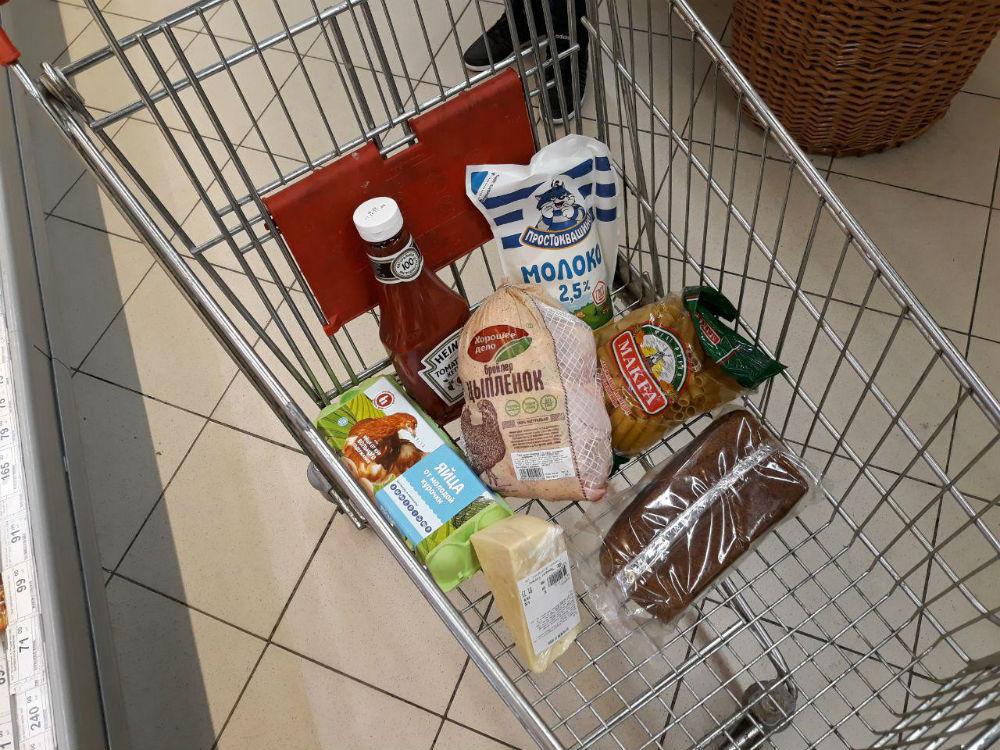 b Где в Саранске  b  купить   самые дешевые продукты    спар