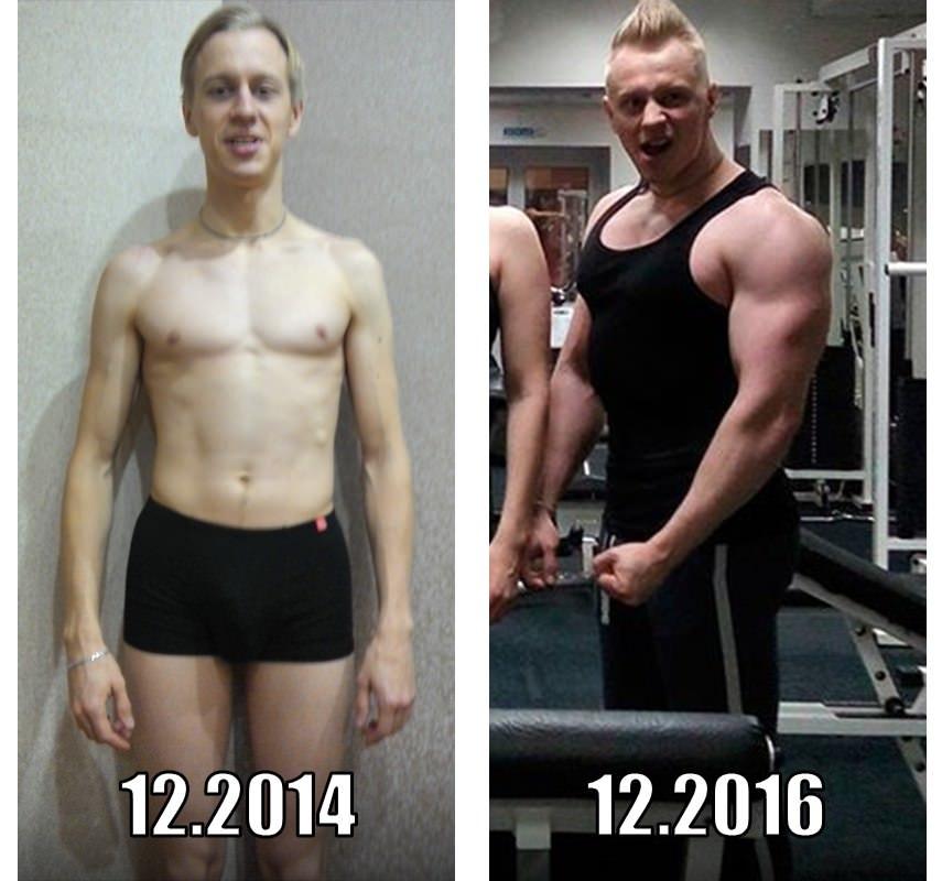 Владимир, участник соревнований в категории MEN'S PHYSIQUE (IFBB)