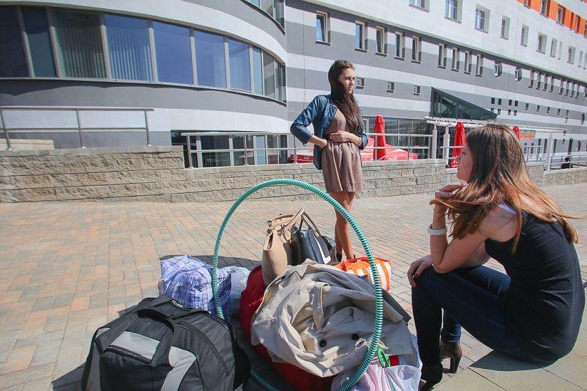 Студенческие койки займут органы власти и международные волонтеры. Чьи койки занимать саранским студентам-дело самих студентов