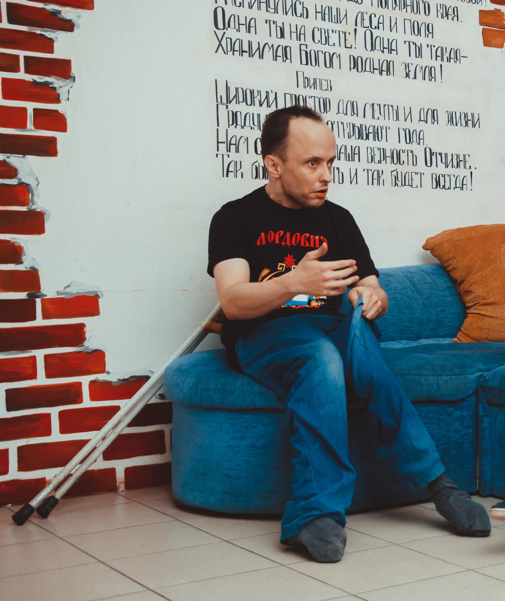 b Ограничений нет  b   истории жителей Саранска   с инвалидностью    _MG_7450