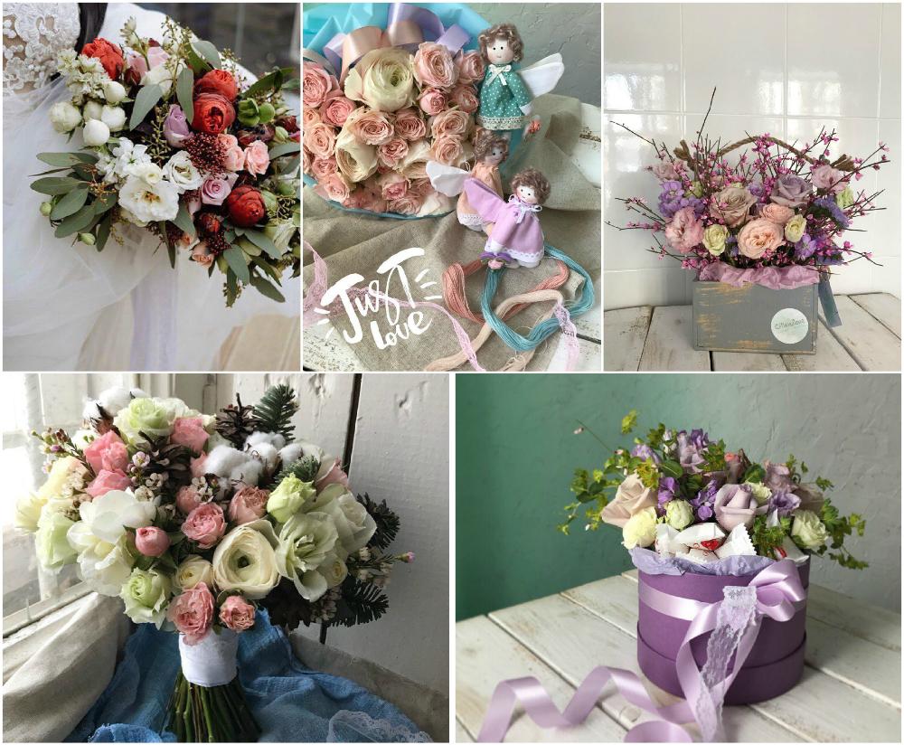 b Топ 12 мест  b  в Саранске  где можно купить   букет цветов    мята