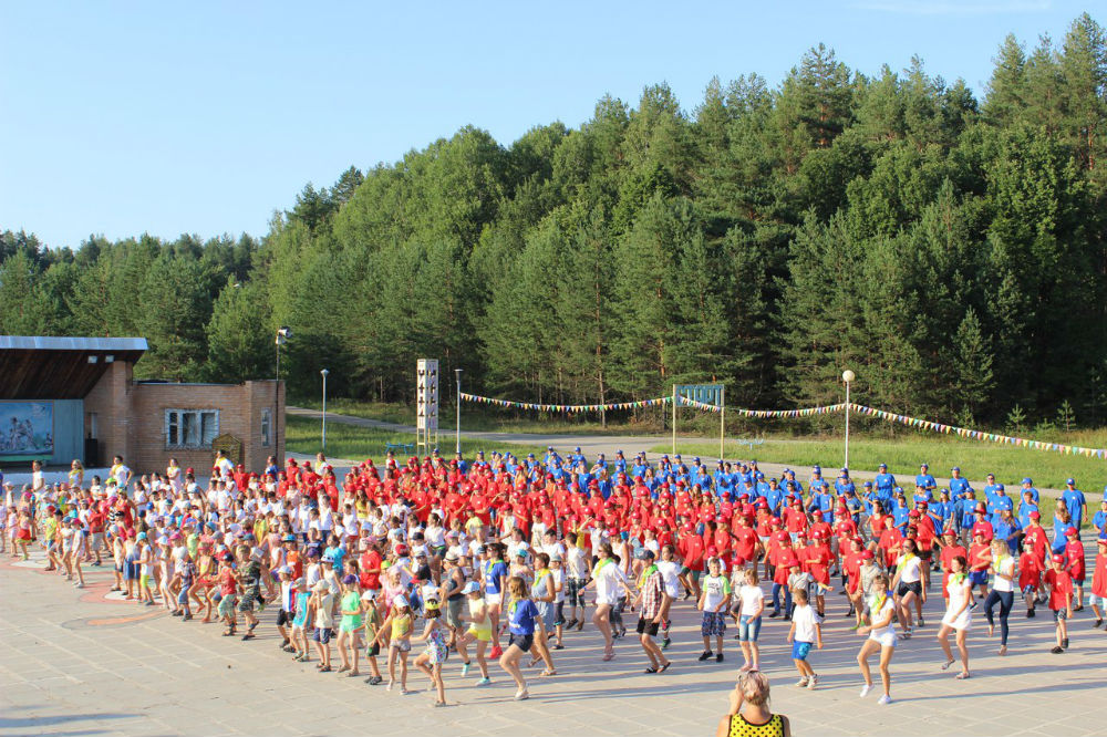 b Топ 15 мест   b  куда можно сплавить детей   на каникулы    Лесная поляна