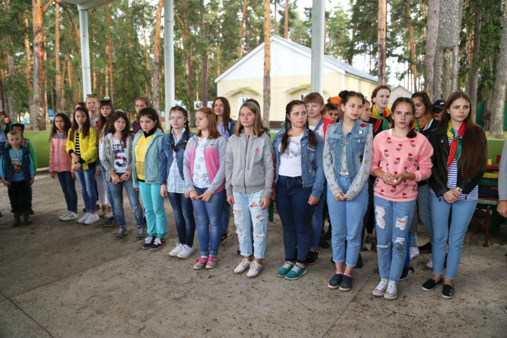 b Топ 15 мест   b  куда можно сплавить детей   на каникулы    Орлёнок Сивинь