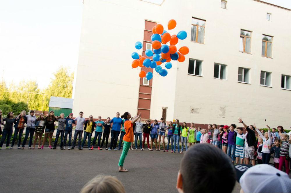b Топ 15 мест   b  куда можно сплавить детей   на каникулы    Санаторий Саранский