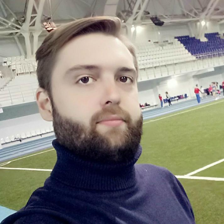 Максим Саушкин,