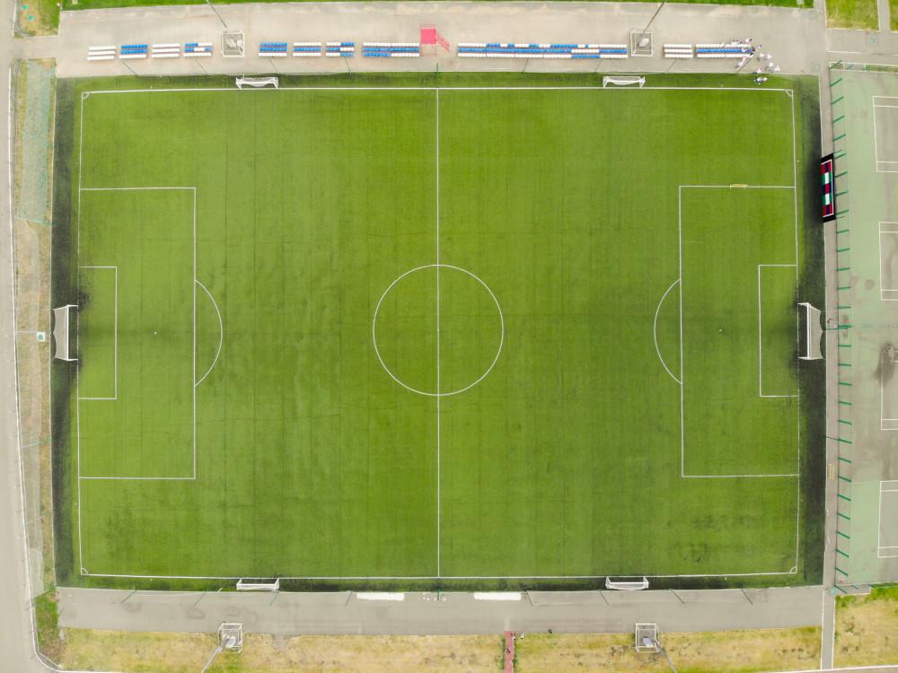 Футбольное поле №2