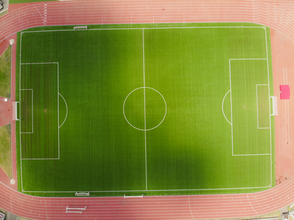 Футбольное поле №1