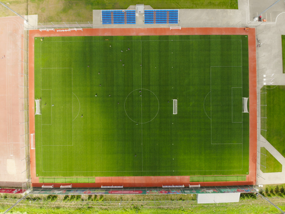 Футбольное поле №3