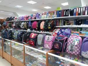 Где в Саранске купить   школьный рюкзак    ЦУМ