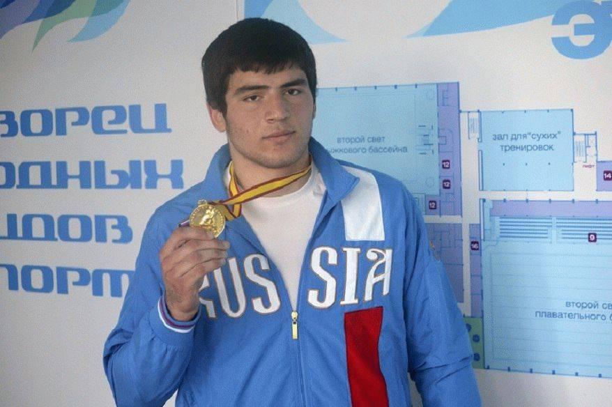 Аслан Джиоев, Саранск.