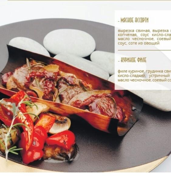 b Какие блюда  b  чаще всего заказывают в Саранске   i часть первая  i  assorti