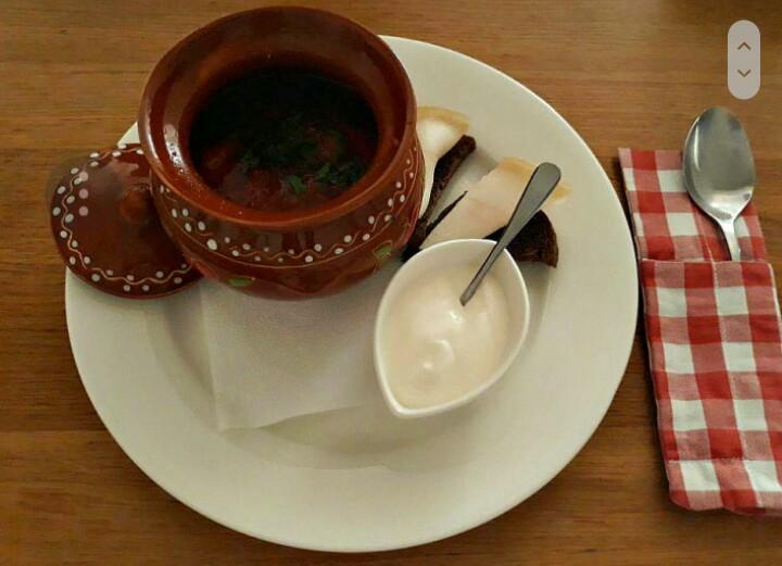 b Какие блюда  b  чаще всего заказывают в Саранске    часть вторая    borsh