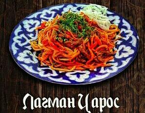 b Какие блюда  b  чаще всего заказывают в Саранске   i часть первая  i  lagman