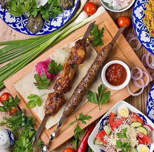 b Какие блюда  b  чаще всего заказывают в Саранске   i часть первая  i  shashlyk